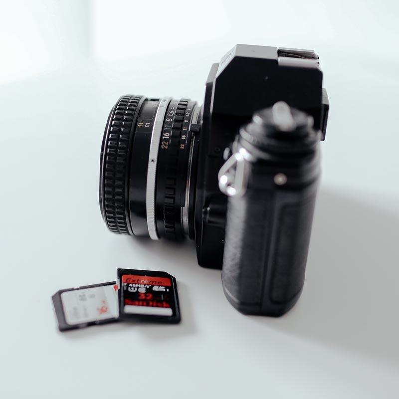 بهترین رم برای دوربین عکاسی