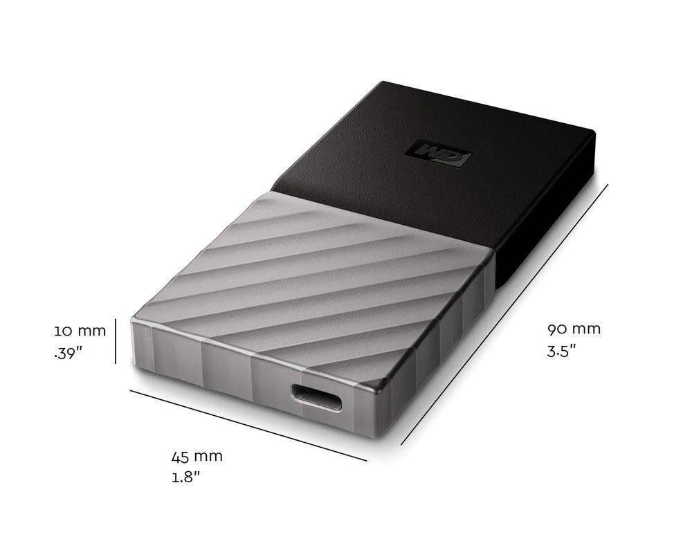 معرفی سری جدید هاردهای My Passport از نوع SSD